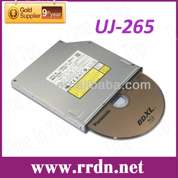 Brand new Panasonic UJ-265 SATA Slot in Bluray optical drive