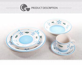30 PCS custom printed kids dinnerware sets design your own porcelain dinnerware  sc 1 st  Alibaba & 30 Pcs Custom Printed Kids Dinnerware Sets Design Your Own Porcelain ...