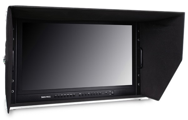 SEETEC 24 inch HDMI SDI 3840x 2160 ultra HD lcd display Broadcast Director production 4k monitor