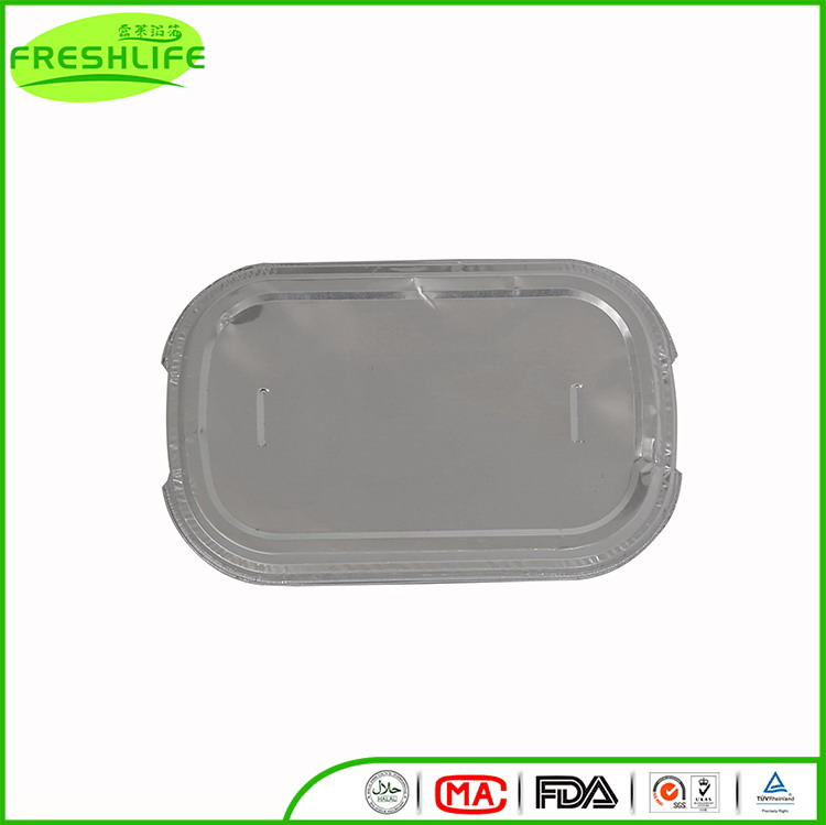 Best price Airline foil container aluminum foil containers for aviation