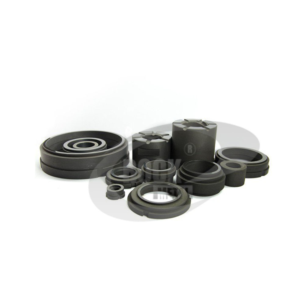 YZ Carbon High Pure Shaft Segment Mechanical Seal G13 Graphite Carbon Ring For Mechanical Seal