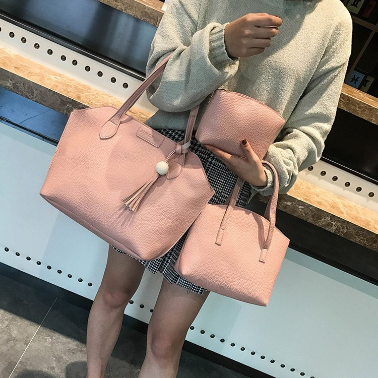 Manufacturers Shoulder Handbag Low Price Bag For Lady New Fashion Women Bags PU Leather