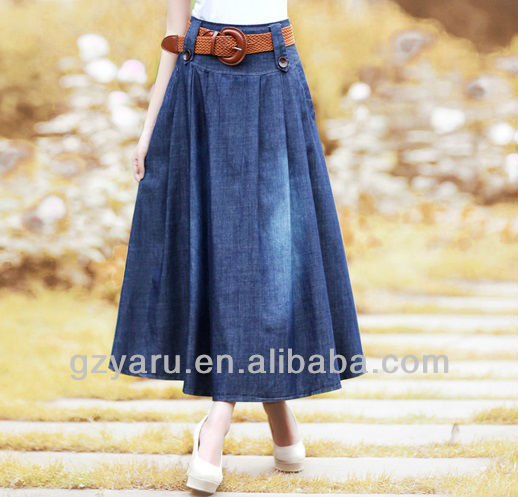 jeans skirts women blue jean skirts