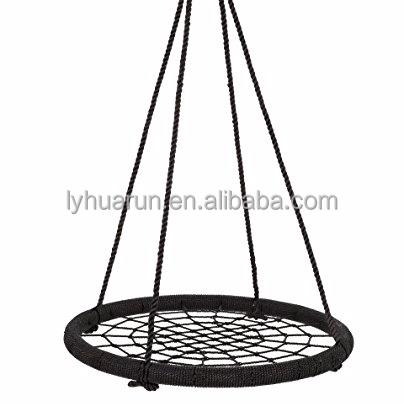 Tree Net Swing 2 Person Outdoor Web Rope Swing Set Buy Adult