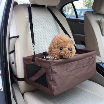 Dog Car Seat Booster Bag