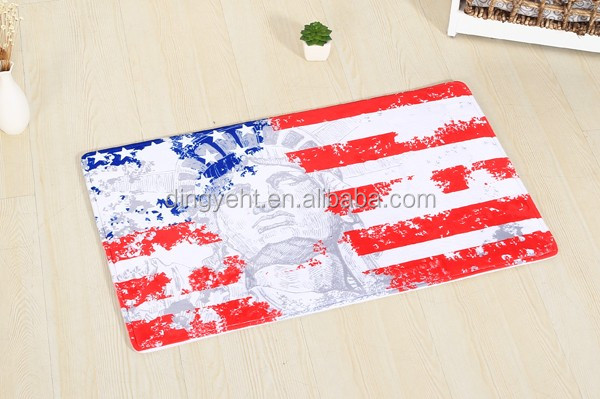 100% polyester, or 100% nylon printed carpet Material and Door,Home,Prayer,Hotel,Floor Use carpet rugs