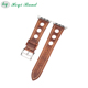 Hot Selling Genuine Leather Watch Strap Band For Smart Watch