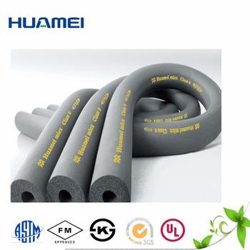 NBR PVC pipe insulation foam / Rubber foam price / Flexible fireproof rubber foam thermal insulation  sc 1 st  Alibaba & Nbr Pvc Pipe Insulation Foam / Rubber Foam Price / Flexible ...