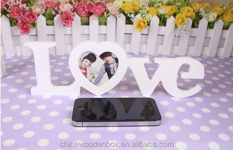 2015 factory stock Wooden photo frame