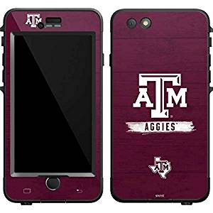 Texas A&M University Lifeproof Nuud iPhone 6 Plus Skin - Texas A&M Aggies Vinyl Decal Skin For Your Lifeproof Nuud iPhone 6 Plus