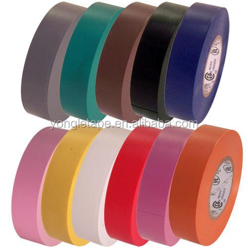 "New 2 x Vinyl Black Electrical Tape Insulation Tape PVC Waterproof 3//4/"" x 60"