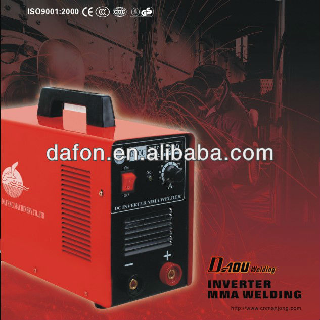 circuit of inverter welder