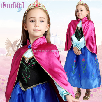 OEM and in store wholesale princess frozen ANNA costume for christmas  sc 1 st  Wholesale Alibaba & Oem And In Store Wholesale Princess Frozen Anna Costume For ...