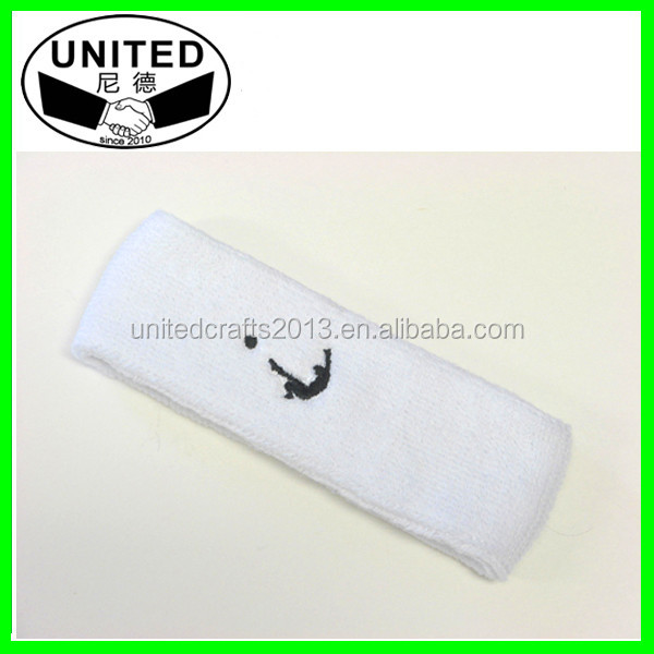 beautiful high elastic braid head band wholesale