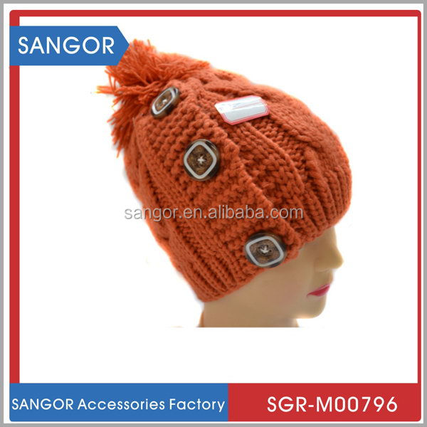 Super quality beautiful types of winter hat