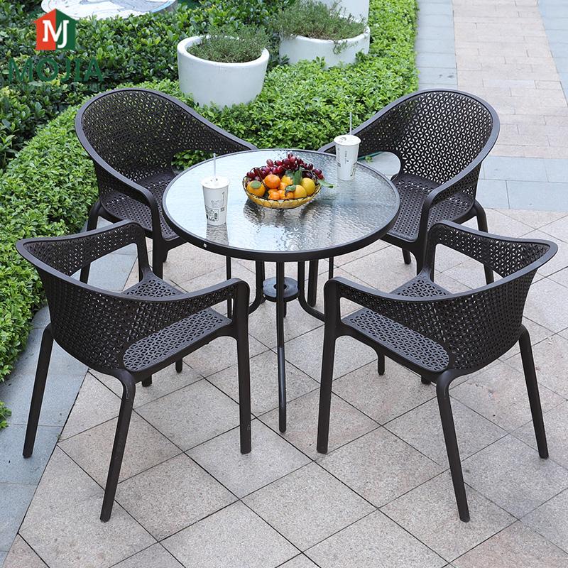 Modern Outdoor Furniture Plastic Garden