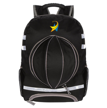 Soccer Backpack With Ball Holder Gym Bag Holds Cleats Sports Gear Bottle Pocket Product