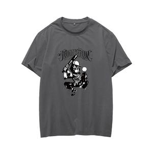black promotional t-shirts for men 100% cotton tshirt printing custom t shirt tshirts designers printed