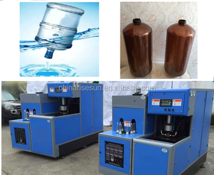 Water Can Making Machine PET Preform Blowing Machine For 5L To 20L Plastic Bottle