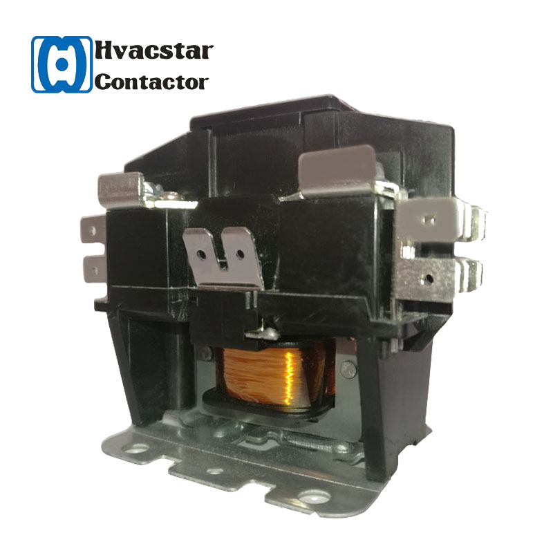 Hvacstar single phase 24v ac electric 50 amp contactor