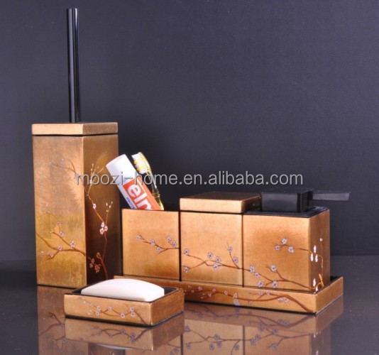 List Manufacturers of Bathroom Accessories Made Of Bamboo, Buy ...