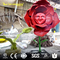 My Dino-AP022 Shopping Mall Decorative Fiberglass Flower Statue