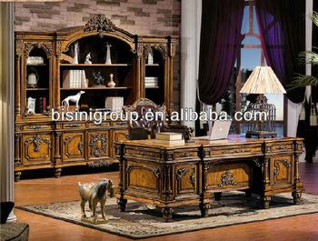 classical office furniture. Classical Brown Color Office Furniture Executive Desk,High Quality Desk,Antique Design U