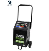 2018 New Microprocessor Control Automatic battery charger 12V/6V 2/10/40/200 Amps with Engine Starter
