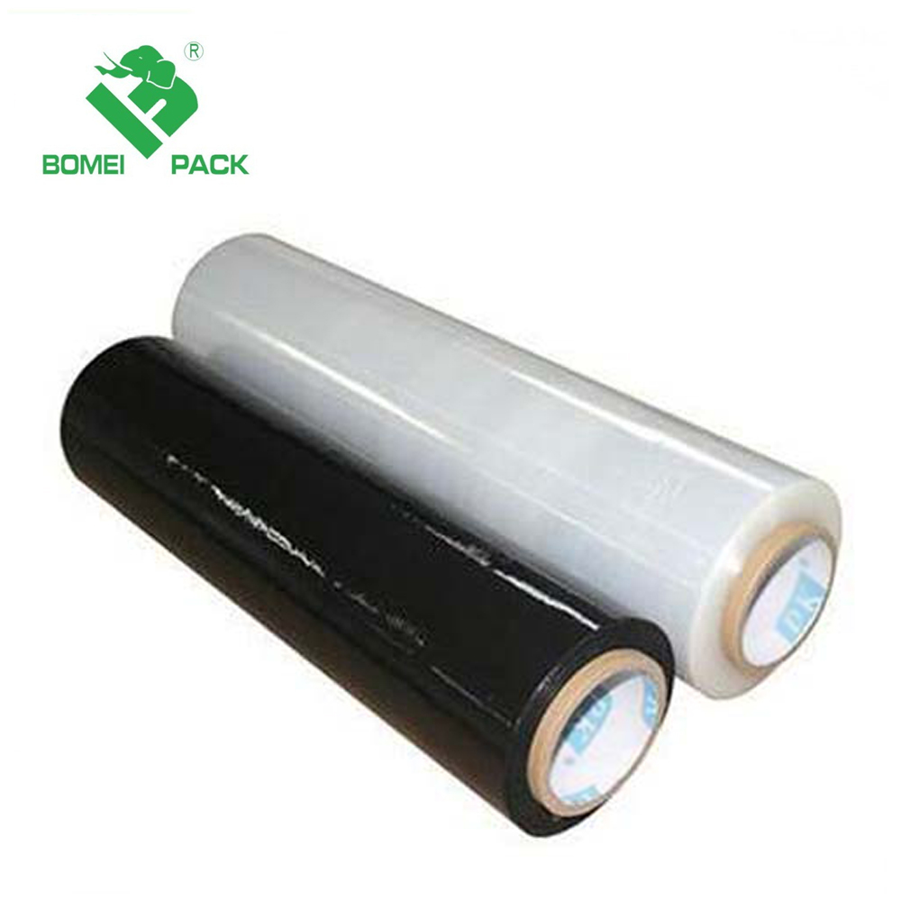 chinese supplier blue film stretch film