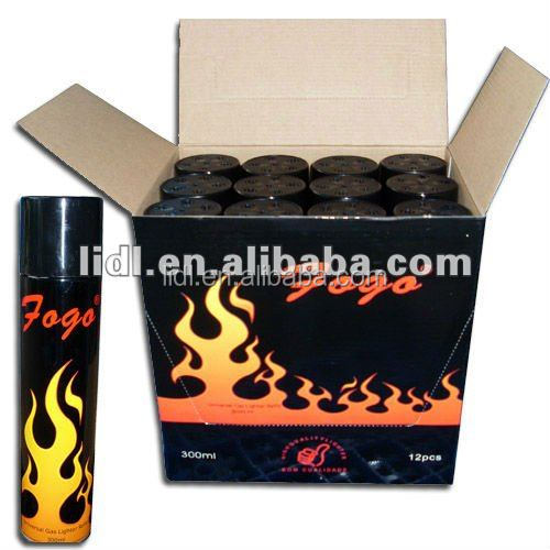 11X Super Raffinati Gas Butano all'ingrosso 300 ml