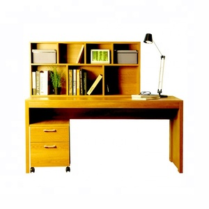 high quality simple design wood study table desk