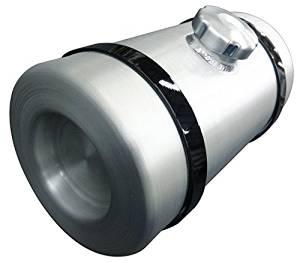 12x24 Center Fill Round Spun Aluminum Gas Tank - 12 Gallons - Sandrail, Offroad, Hotrod 3/8 NPT