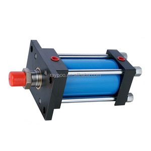 china HOB series Double-acting cylinder cross hydraulic cylinder parts