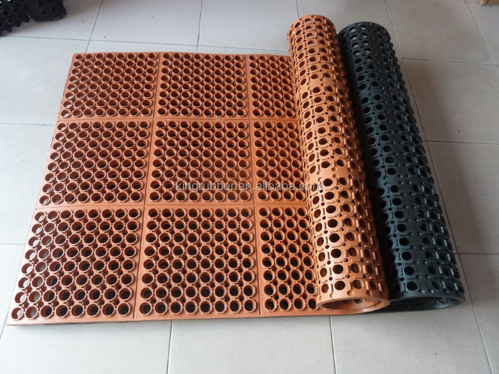 Outdoor Drainage Mats Rubber Sheet With Holes Buy
