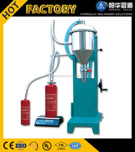 High Temperature Resistant Durable Fire Fighting Equipment Fire Extinguisher Dry Powder Filling Machine