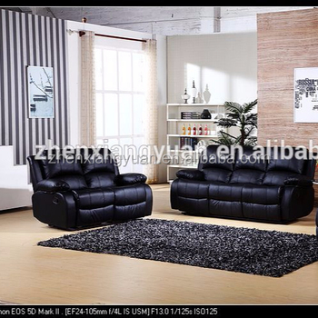 2019 Living Room Furniture Big Sales Genuine Cheap Leather Recliner ...