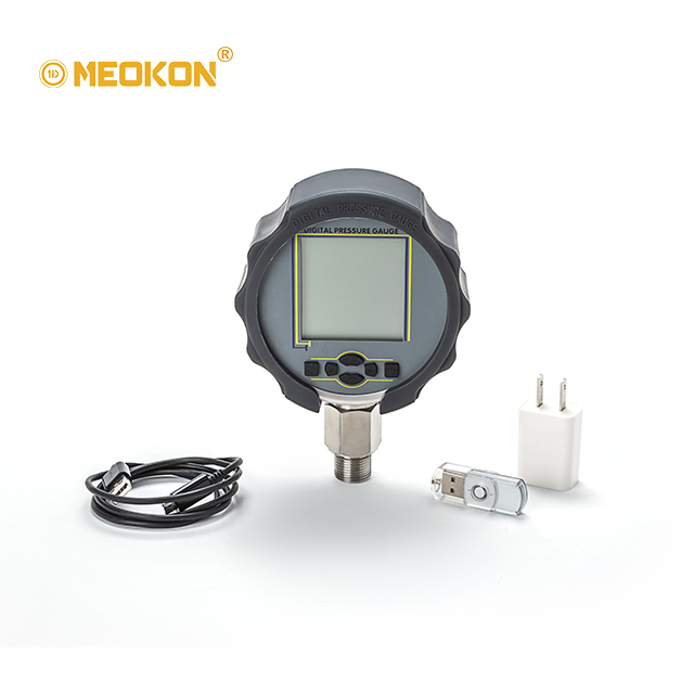 MD-S210 high accuracy lab calibration class digital pressure gauge