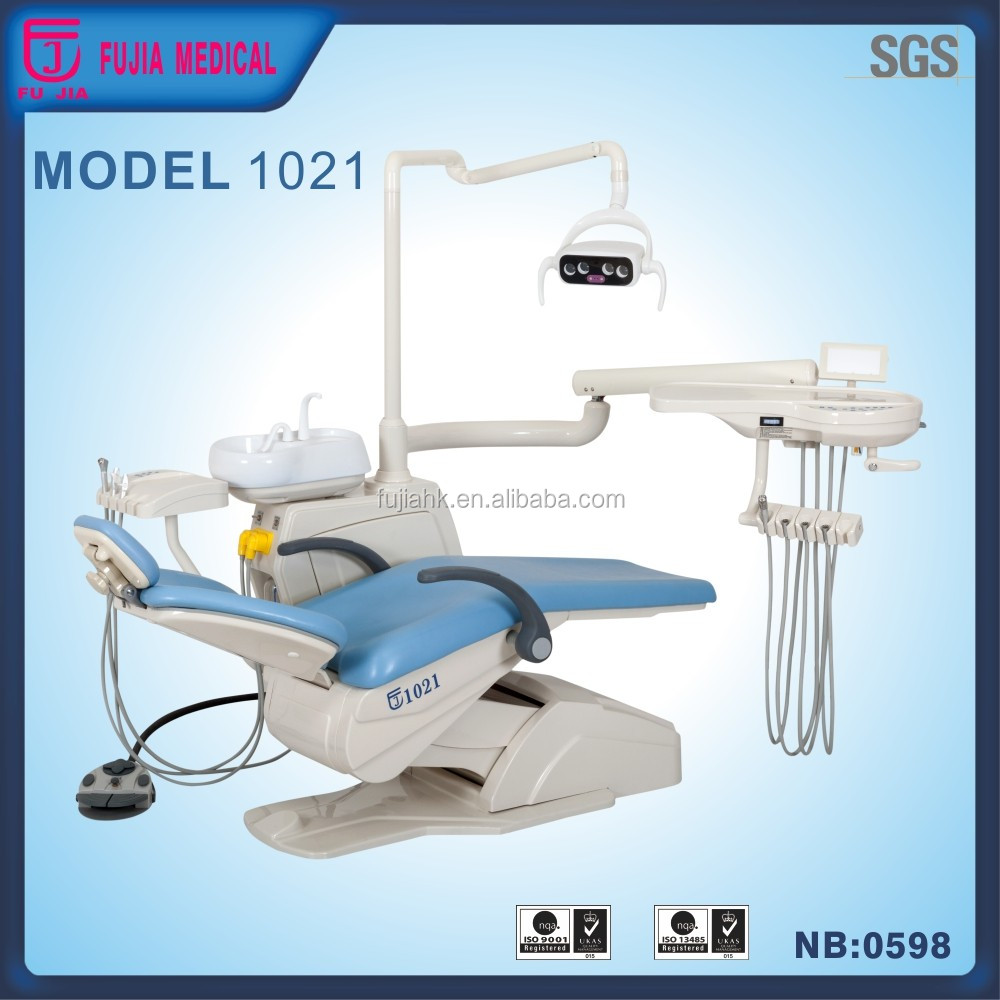 Guangzhou Fujia dental instrument guide / Auto light on at three memory position / External water tank