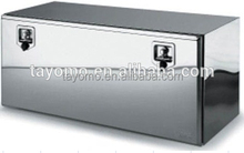 Smooth Aluminum Underbody Briefcase Tool Box With Stainless Steel Lid