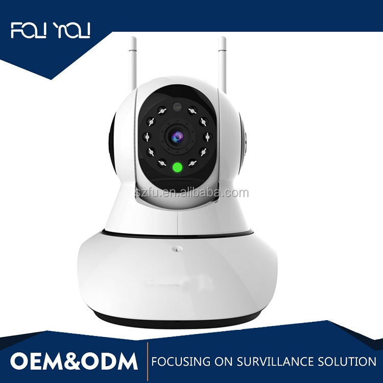 P2P 720P IP dome camera with lens 3.6mm 30m IR distance wifi PTZ control dome mini ip camera