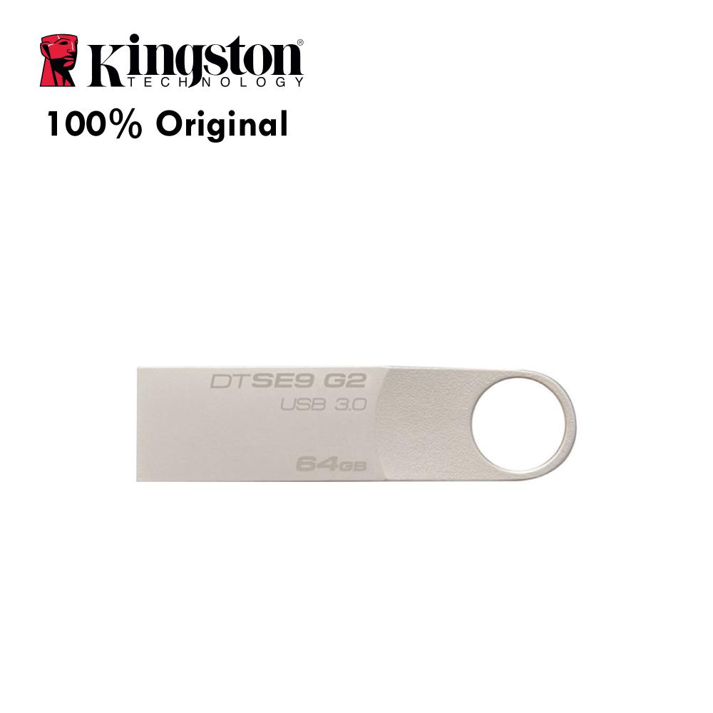 New Kingston 64GB 32GB 16GB 8GB 4GB Data Traveler DT SE9 Flash USB Metal Drive!