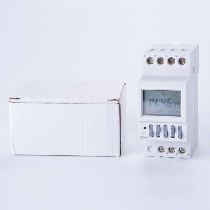 Din Rail Timer 지능형 Microcomputer Auto 벨 링 Timer Controller Time Switch School 벨 220 볼트 와 NKG-4 40 기 떨