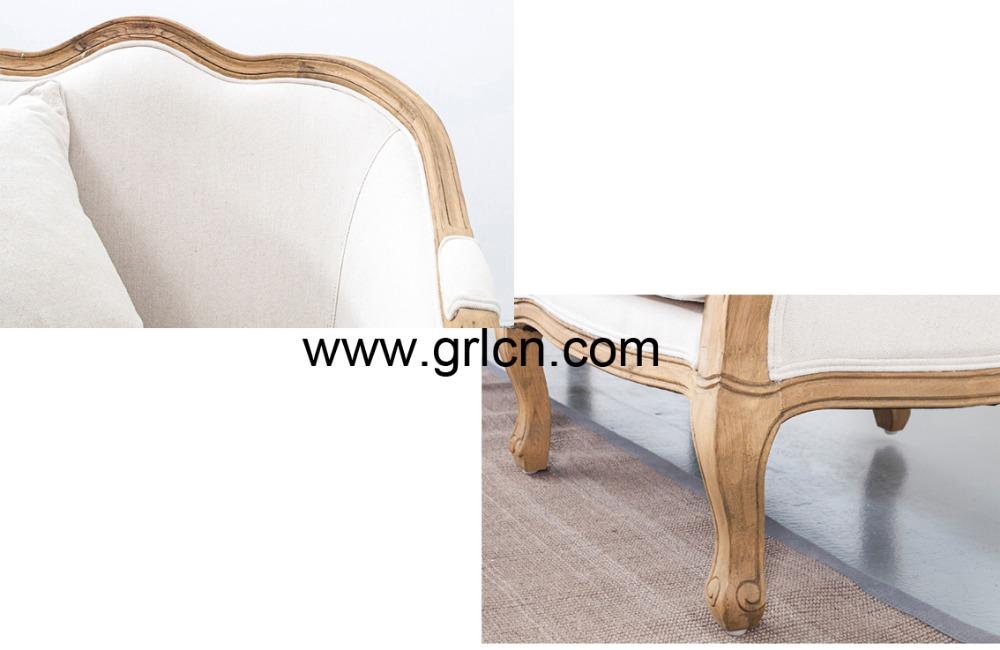 Luxe klassieke franse provinciale woonkamer bankstel meubelen sofa franse bekleding bank buy - Sofa stijl jaar ...