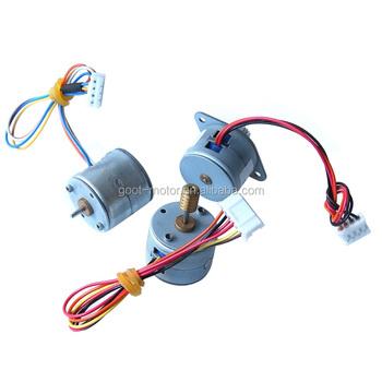 20mm 5v micro stepper motor, View micro stepper motor, Goot Product Details  from Changzhou Goot Motor-Tech Co , Ltd  on Alibaba com