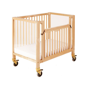 Children Furniture Wooden Adult Baby Bed Designs Cradle Crib
