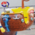 amusement parks indoor kids game candy horse