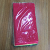Microfiber car chamois cleaning cloth