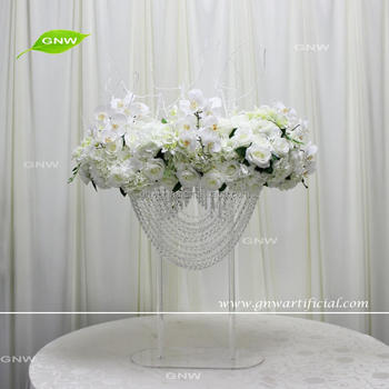 Gnw Crystal Stander Table Wedding Centerpieces Handmade Decor New