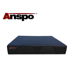 Anspo AHD DVR 4ch 5 in 1 Support AHD TVI Analogue and IP Input Video Recorder XVR