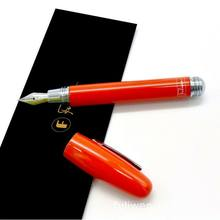 Fuliwen 2062 старая фонтанная ручка, модная дорожная карманная чернильная ручка с винтовой крышкой, канцелярские принадлежности, офисные школьн...(Китай)